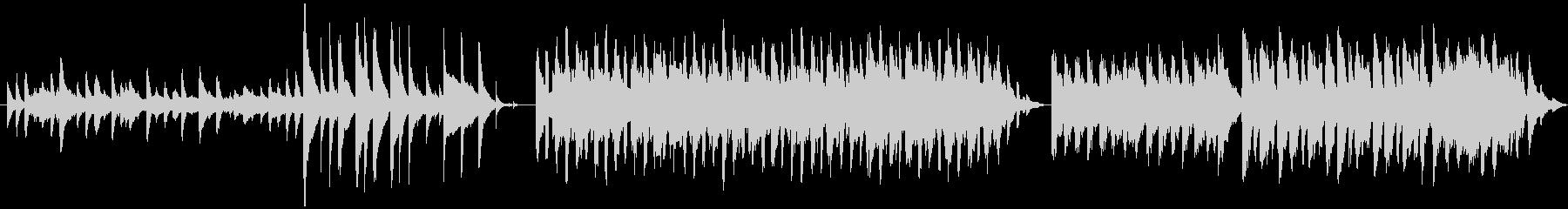 福袋「NATURE」の未再生の波形