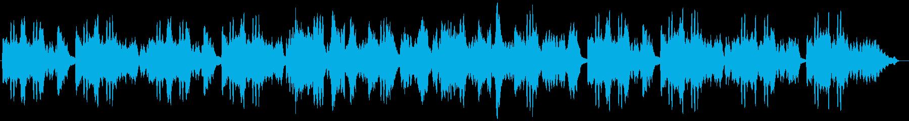 Flute Pf シンプル 田舎感の再生済みの波形