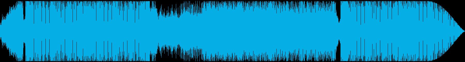 戦闘開始2・近未来的サイバー・疾走感の再生済みの波形