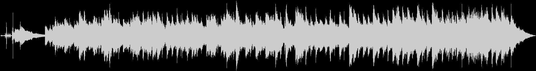 1890年のドイツのディスクオルゴ...の未再生の波形