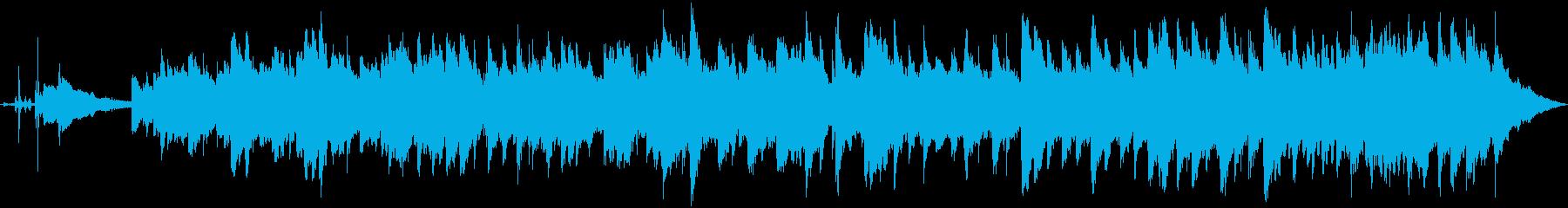 1890年のドイツのディスクオルゴ...の再生済みの波形