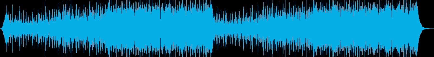 企業VPや映像33、壮大、オーケストラaの再生済みの波形