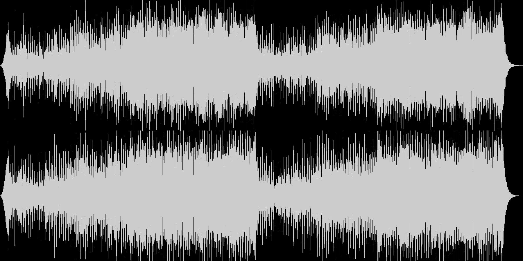 企業VPや映像33、壮大、オーケストラaの未再生の波形