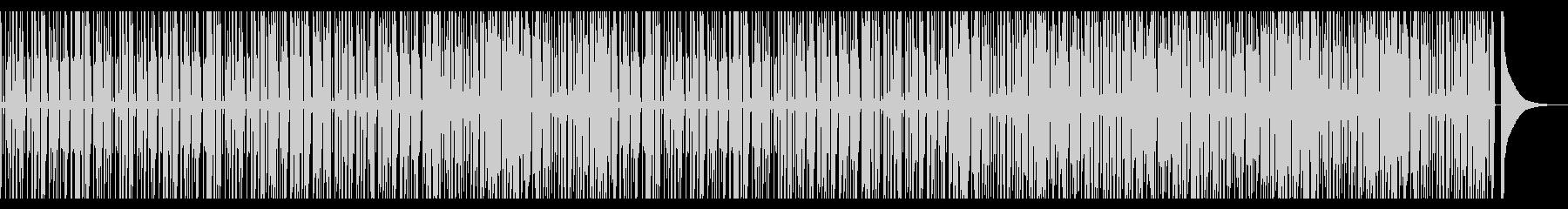 アーバンメロウなソウルポップの未再生の波形