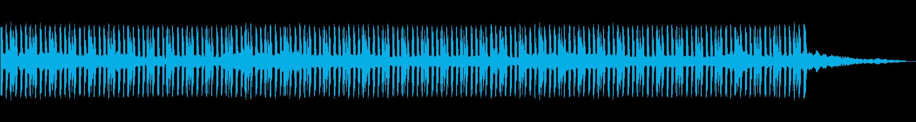 プログレッシブハウス。商用アコーデ...の再生済みの波形