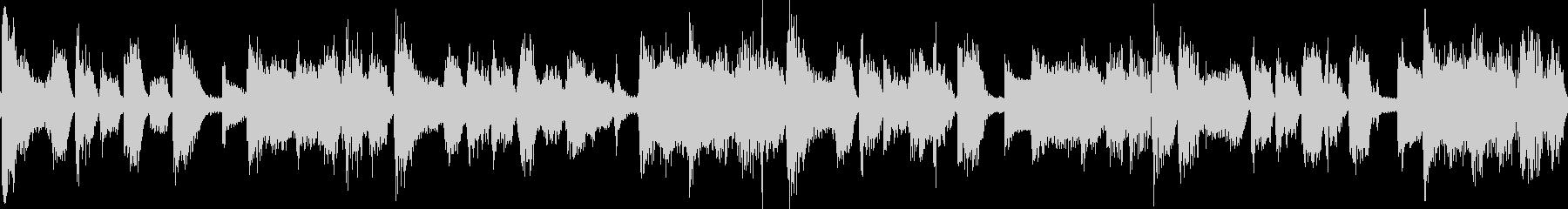レトロな雰囲気のフュージョン_(ループ)の未再生の波形
