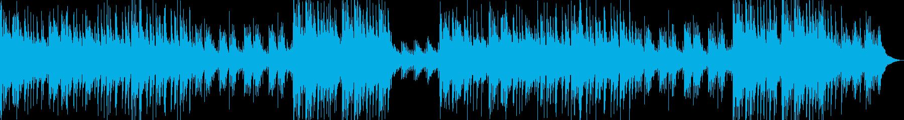 琴、ピアノで優しく上品な和風BGM の再生済みの波形