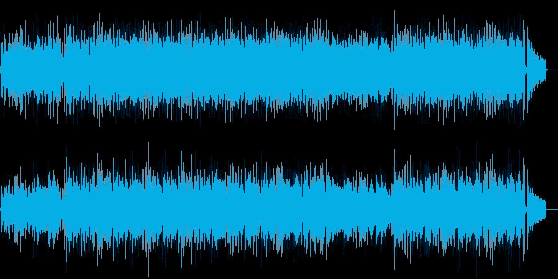 クールで大人な雰囲気のR&B/ピアノの再生済みの波形