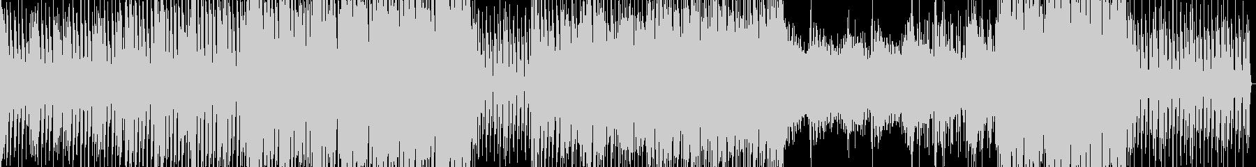 ファッショナブルなスタイリッシュサウンドの未再生の波形
