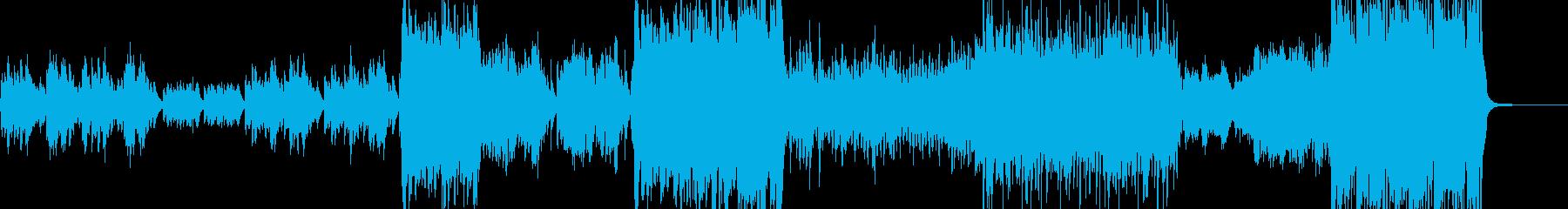 姫チック・踊れるスィングジャズ G2の再生済みの波形