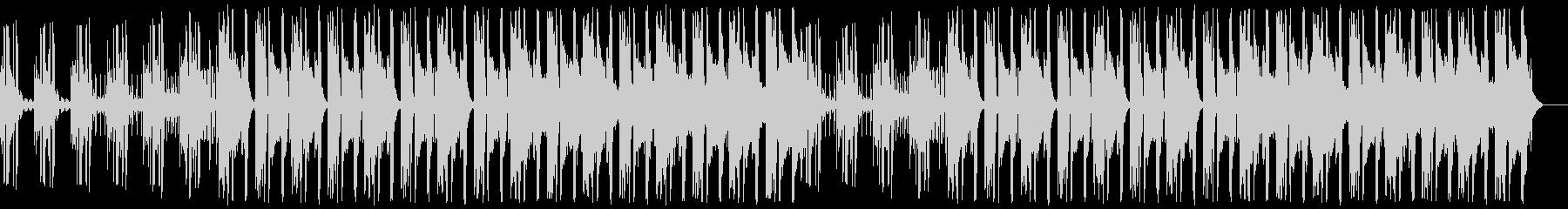 CM映像制作向けフューチャーベース の未再生の波形