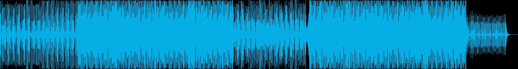 フェイザースネア。奇妙な。の再生済みの波形