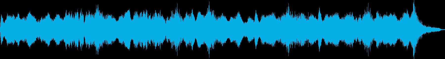 エレクトロニック サスペンス 説明...の再生済みの波形