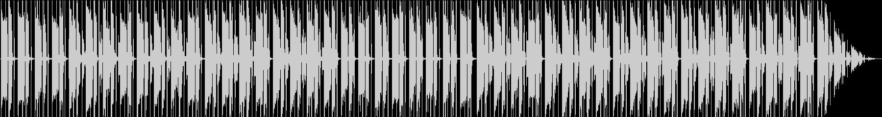 チルアウト・夜・ギターの未再生の波形