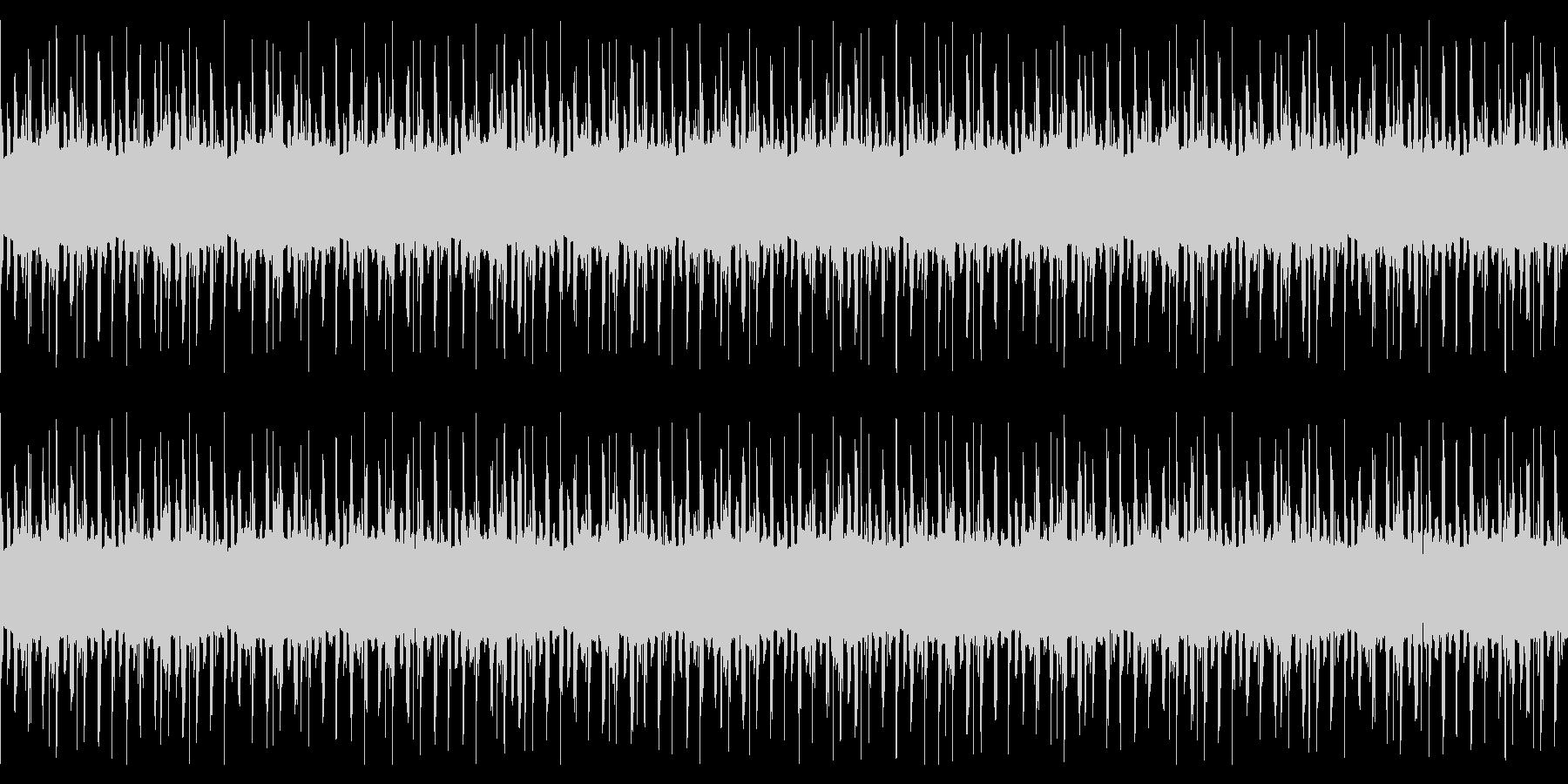 くつろぎのエレピLofi Hiphopの未再生の波形
