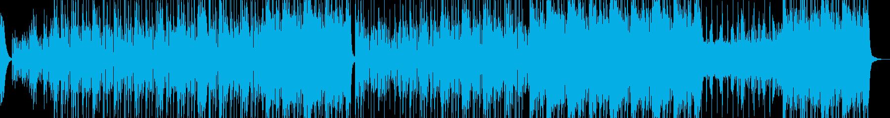 冒険・お香漂う怪しい雰囲気のR&B 長尺の再生済みの波形
