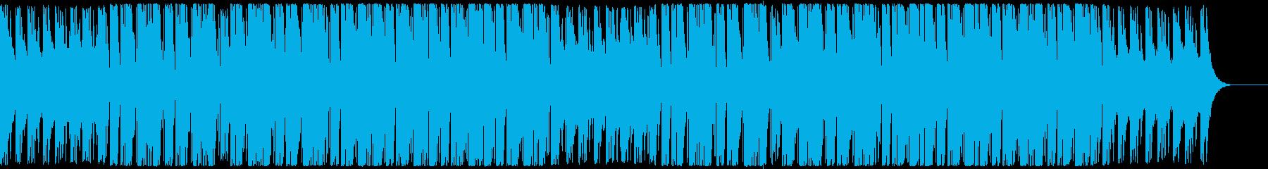 透明感のあるクラブサウンド CM企業VPの再生済みの波形
