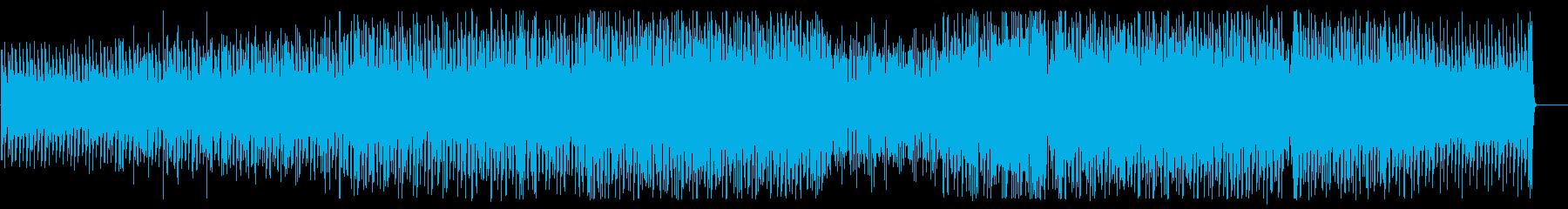 デジタル/サイバー/導入/チュートリアルの再生済みの波形