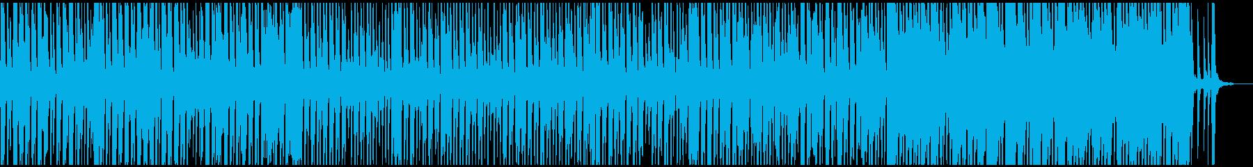 ジプシースイングスタイルの甘くて魅...の再生済みの波形