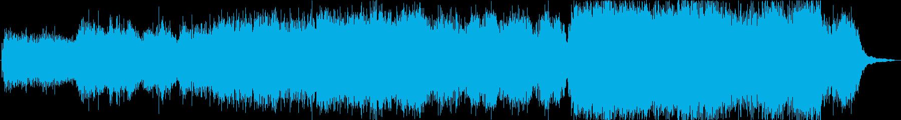 Wind Flowの再生済みの波形
