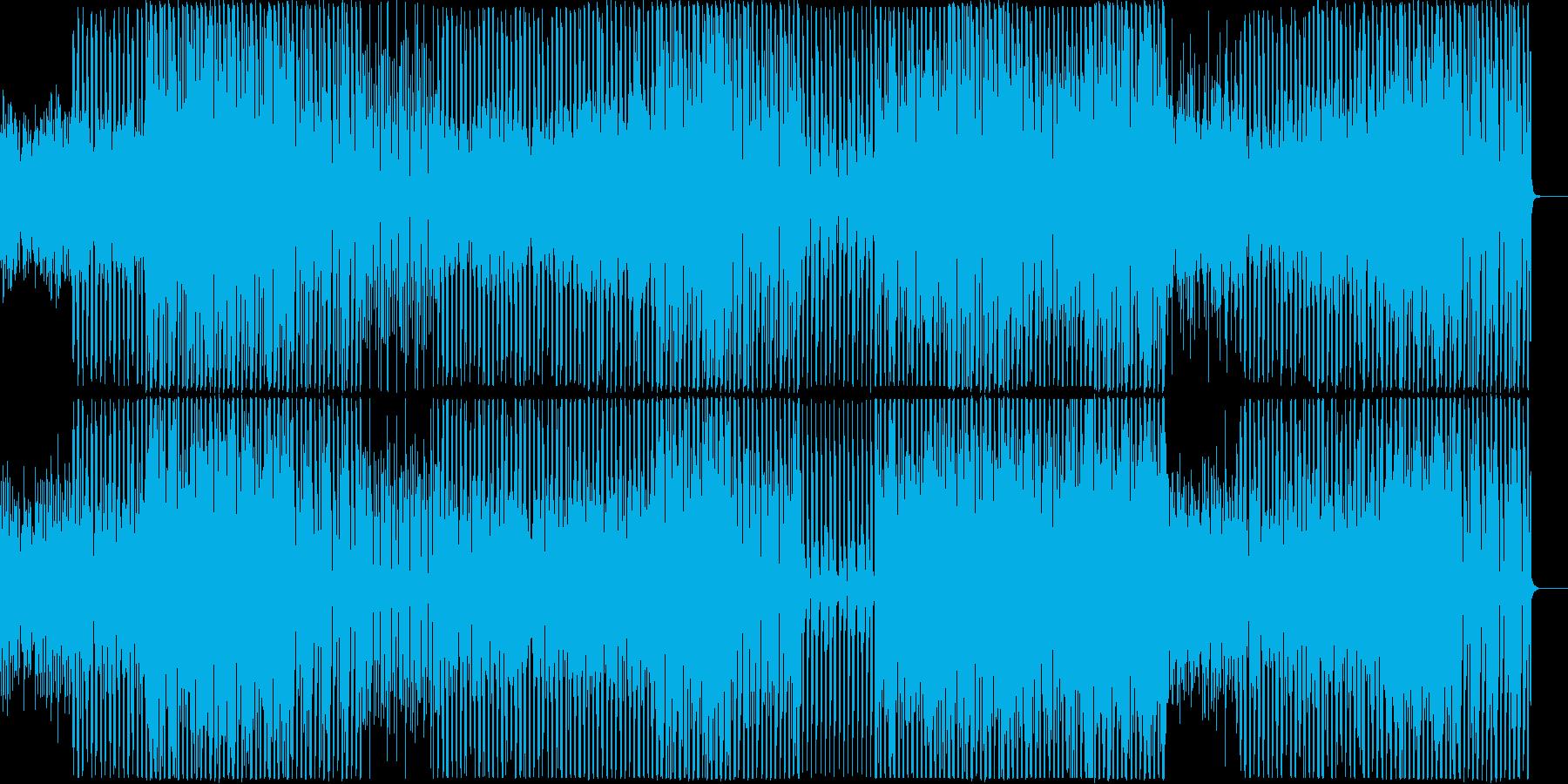オーケストラ パーカッション ミニマルの再生済みの波形
