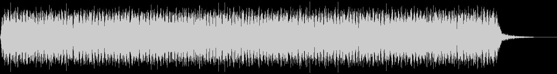 【アンビエント】ドローン_32 実験音の未再生の波形