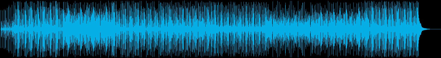 晴れの日のハッピーで可愛い口笛ポップ♫の再生済みの波形