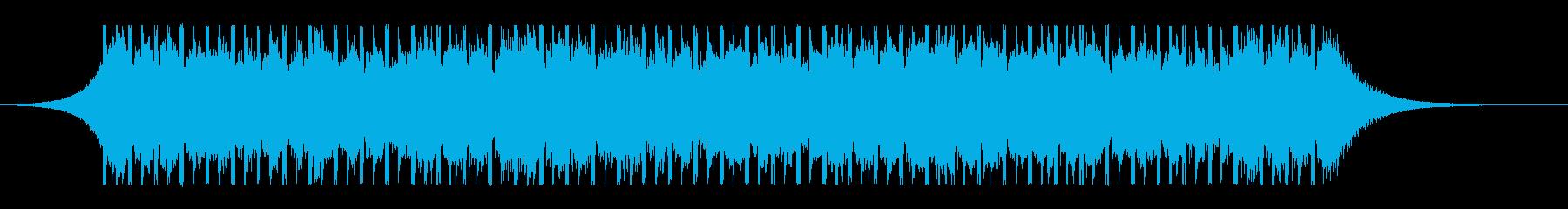 情報を入手する(30秒)の再生済みの波形