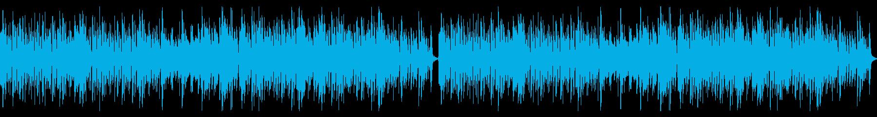 【ループ版】和風 ポップ・琴・優雅の再生済みの波形