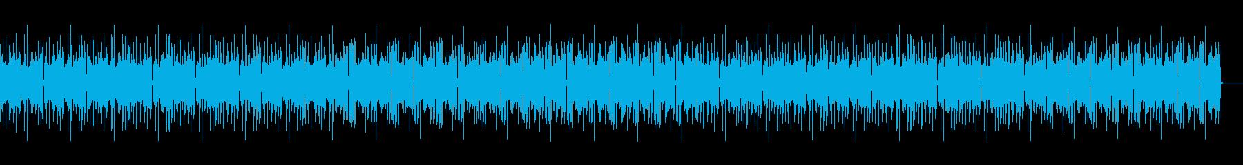 神秘的・抽象的・チルアウト・ヒップホップの再生済みの波形