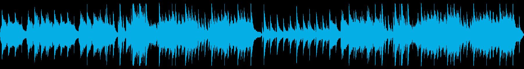 【ループ版】和風 バラード穏やか…の再生済みの波形