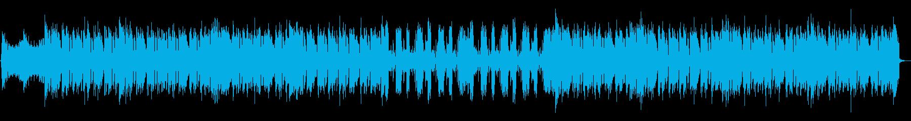eSports サイバー ロックバンド版の再生済みの波形