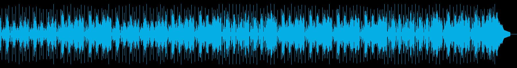 日常系BGM・ほのぼのハーモニカその2の再生済みの波形