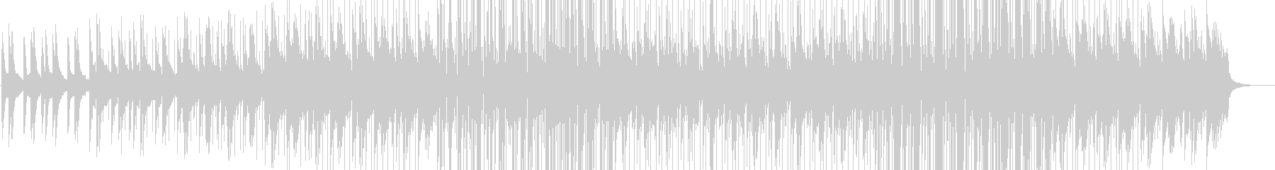 PV-フューチャーPOP-エモ-ドローンの未再生の波形