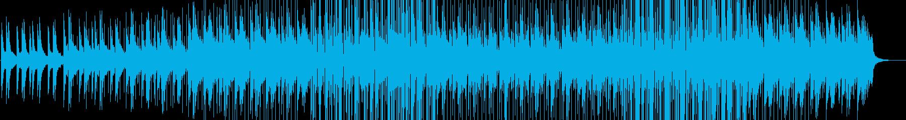 PV-フューチャーPOP-エモ-ドローンの再生済みの波形