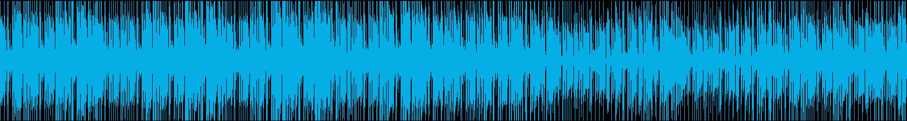 アンビエント ゆっくり 魅惑 ロマ...の再生済みの波形