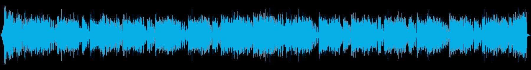 eSports サイバー ロック30秒版の再生済みの波形