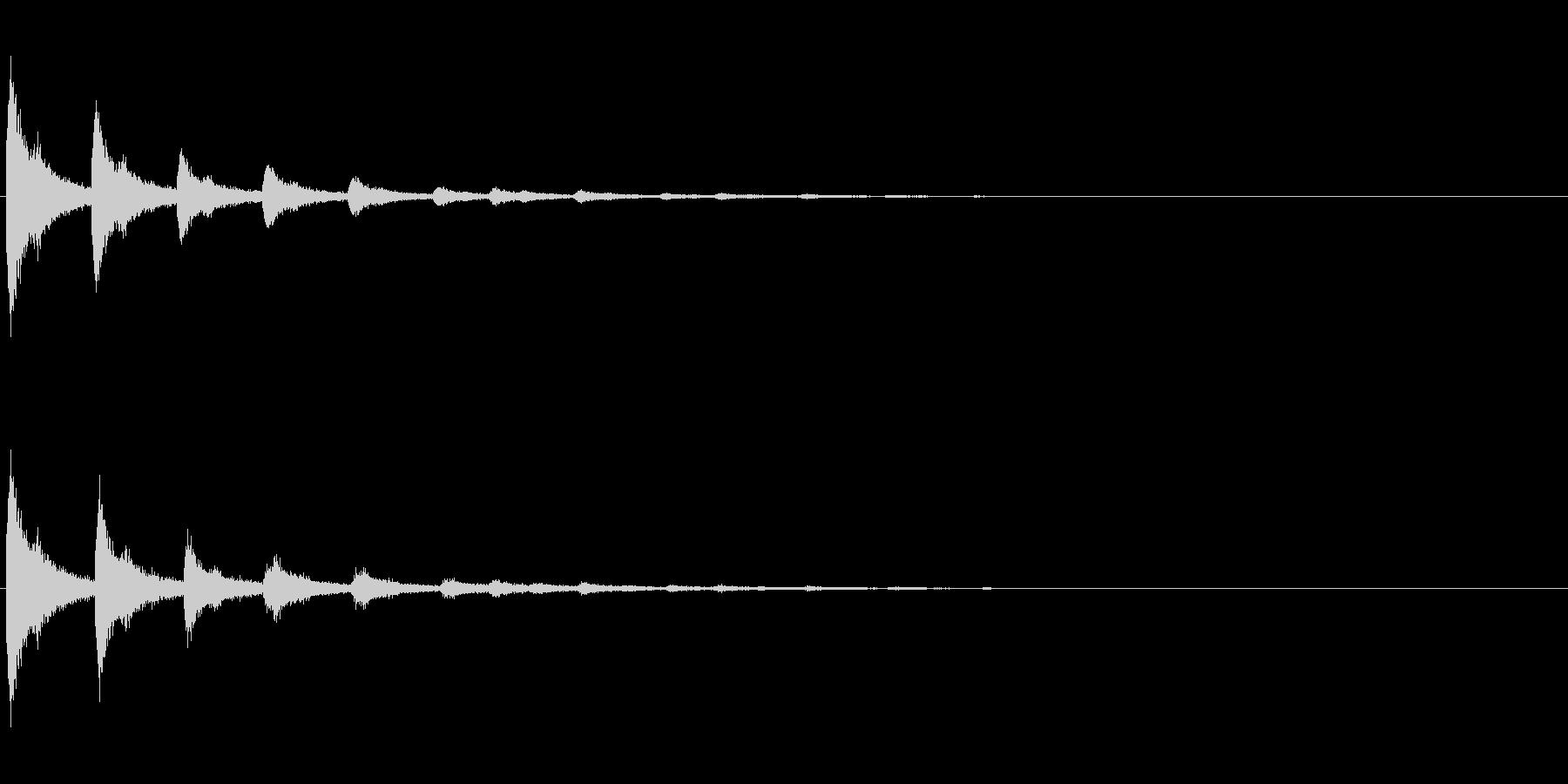 Dark_Attack-05の未再生の波形
