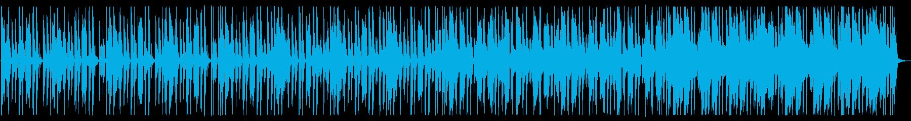 不思議/シンプル/R&B_No469_3の再生済みの波形