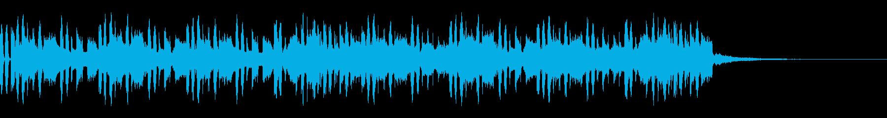 レトロ アクティブ 明るい ゆっく...の再生済みの波形