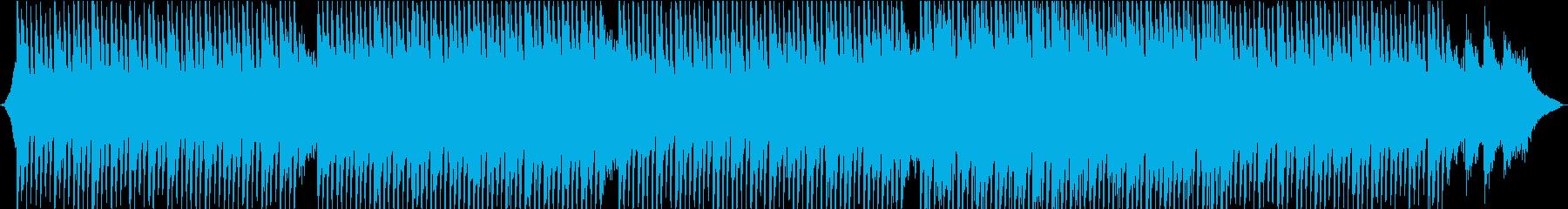 向上心・前向き!【ゆったりコーポレート】の再生済みの波形
