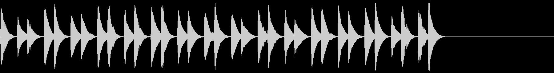 パンパランパパンパ…(アイキャッチ)の未再生の波形