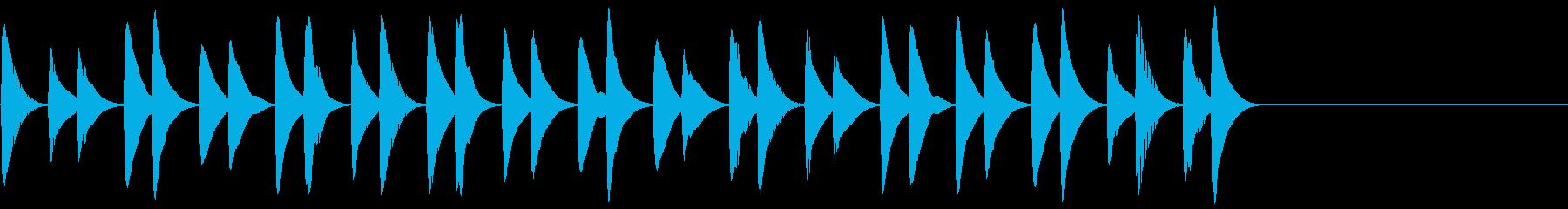 パンパランパパンパ…(アイキャッチ)の再生済みの波形
