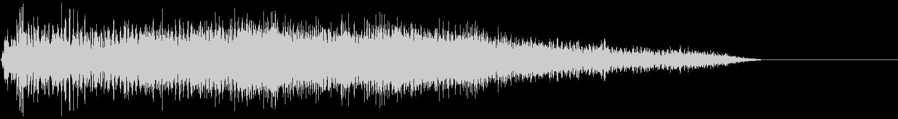 ヘビーメタルムーブメント5の未再生の波形