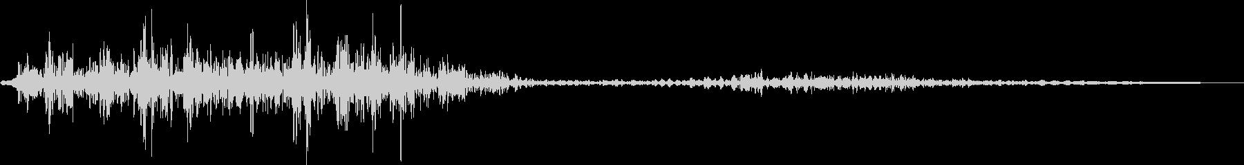 【ゲーム】 環境音 火 属性 14の未再生の波形
