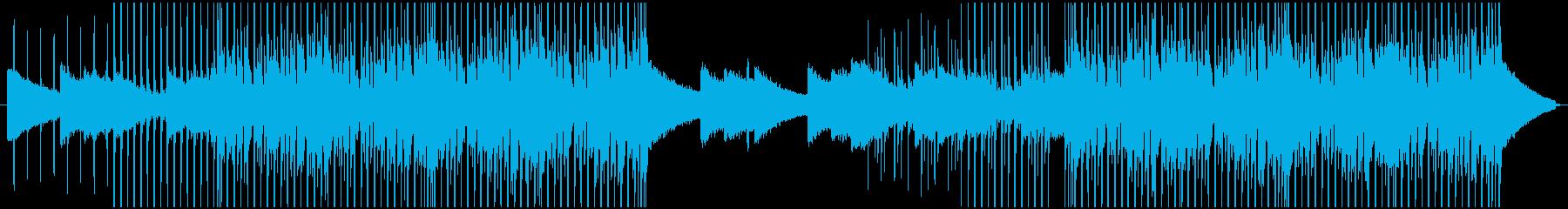 サマーダンスラウンジの再生済みの波形