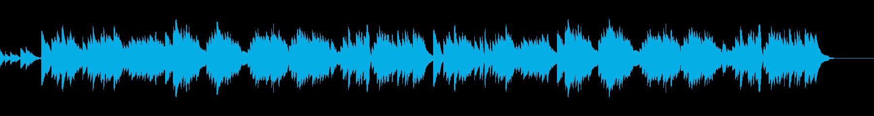 「通りゃんせ」nord ピアノアレンジの再生済みの波形