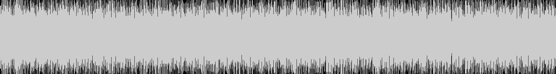 ピコピコゲームアミューズメント ドラム有の未再生の波形
