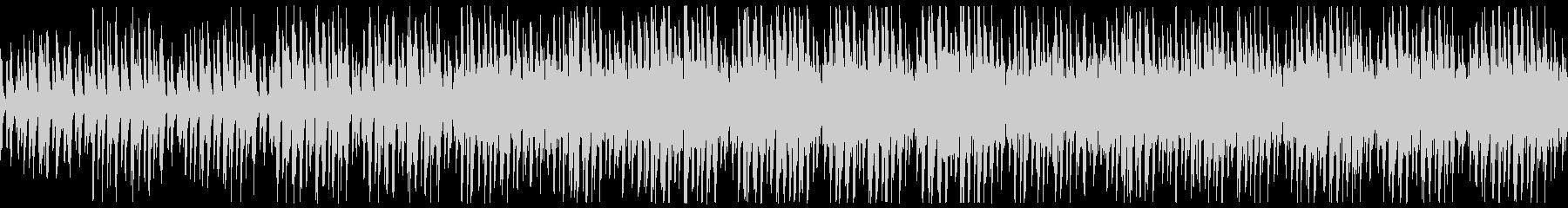 【ドラム・ベース抜き】明るいほのぼのア…の未再生の波形