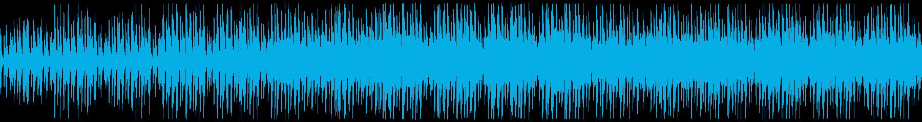 【ドラム・ベース抜き】明るいほのぼのア…の再生済みの波形